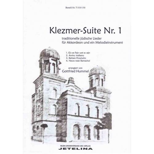 Klezmer-suite deel 1