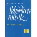 Konzertante akkordeon musik International