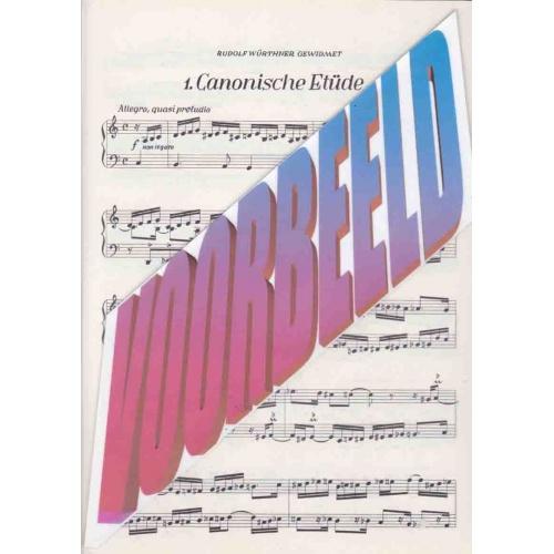 Konzert-etuden für akkordeon