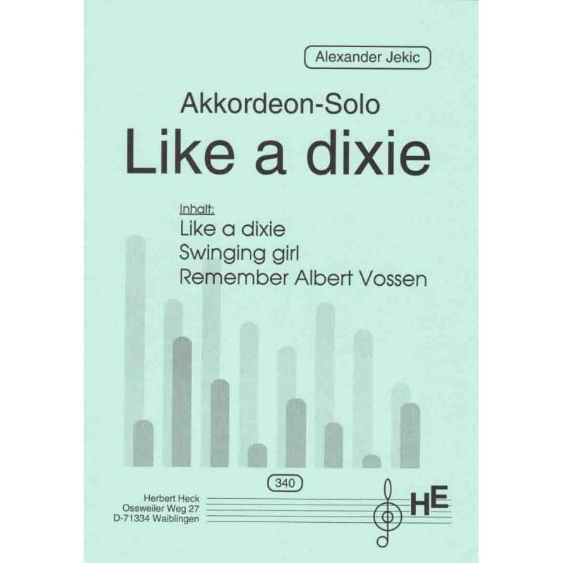 Like a dixie