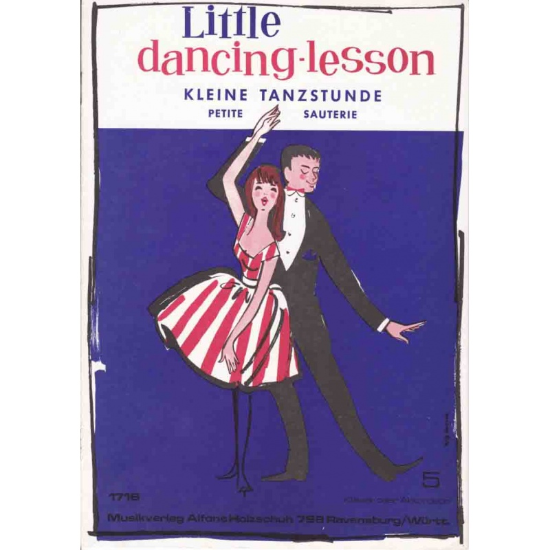 Little dancing lessons deel 5