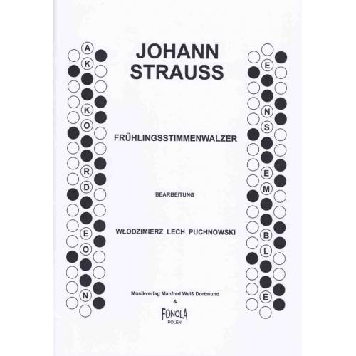 Frühlingsstimmenwalzer (kompleet pakket) Strauss/Puchnowski