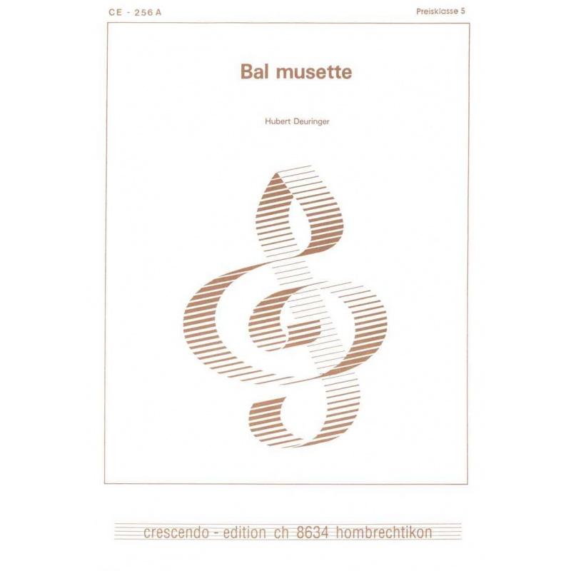 Bal Musette (Deuringer)
