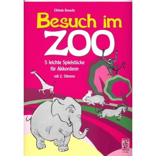 Besuch im Zoo
