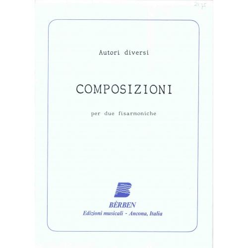 Compozitioni per due fisarmonica