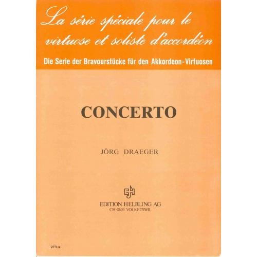 Concerto van Jörg Draeger