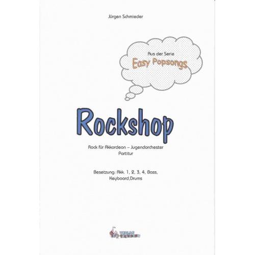 Rockshop (stemmenset) Jürgen Schmieder