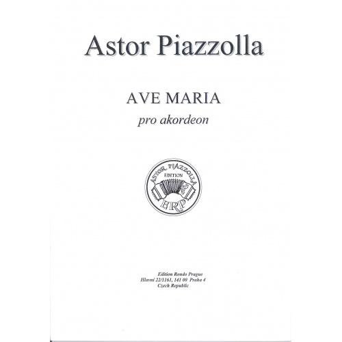 Ave Maria pro Akordeon (Astor Piazzolla)