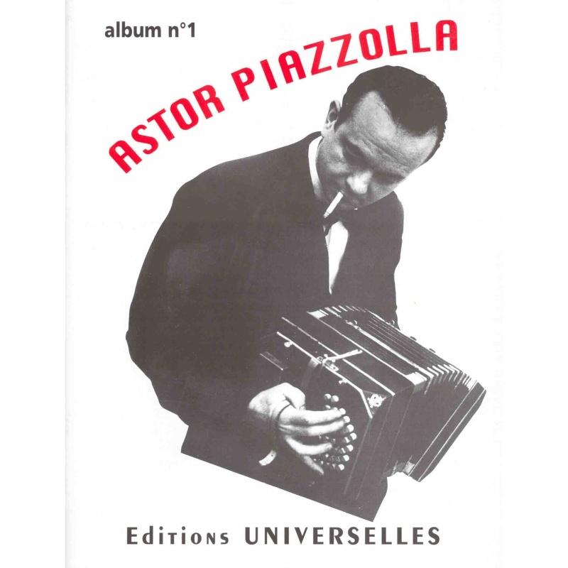 Astor Piazzolla Album deel 1