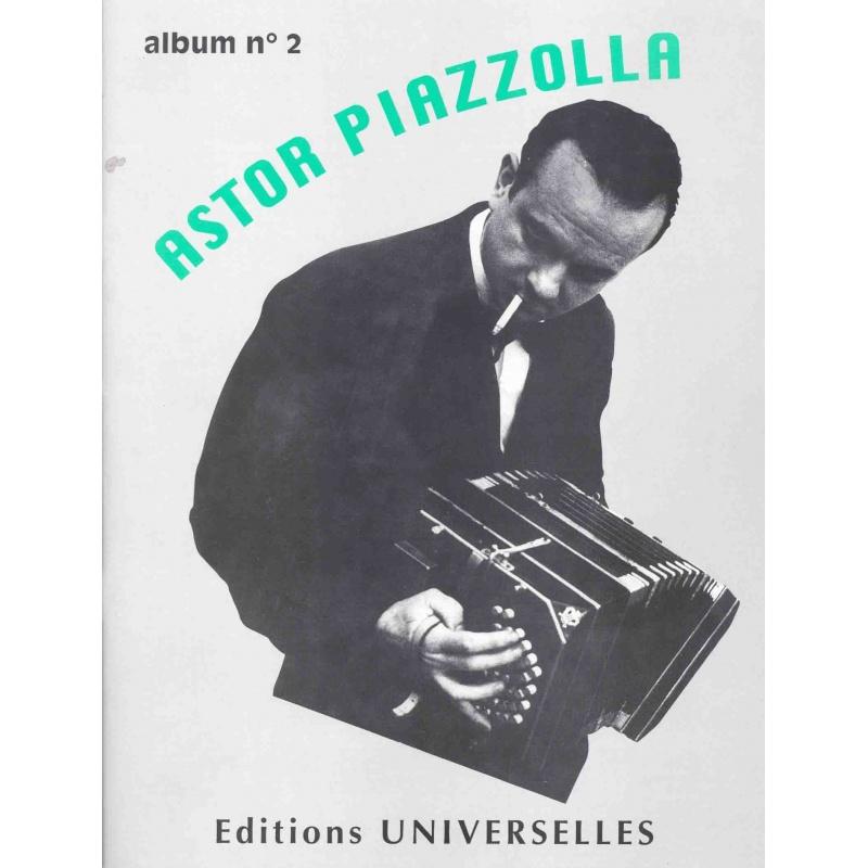 Astor Piazzolla Album deel 2