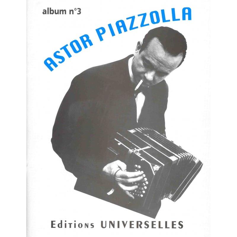 Astor Piazzolla Album deel 3