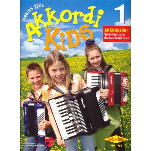 Akkordi kids deel 1