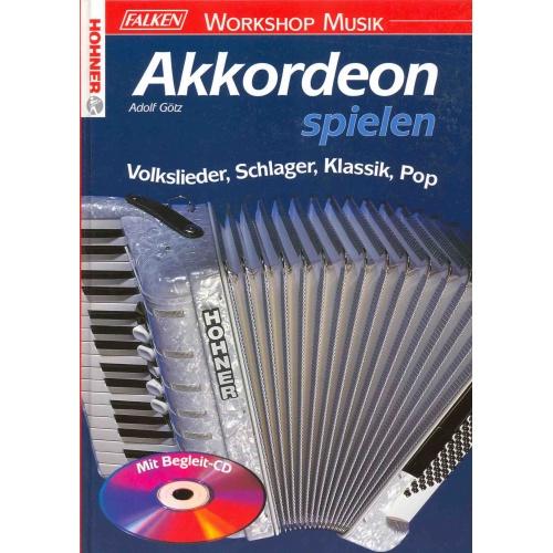 Akkordeon Spielen