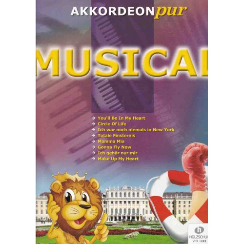 Akkordeon Pur Musical