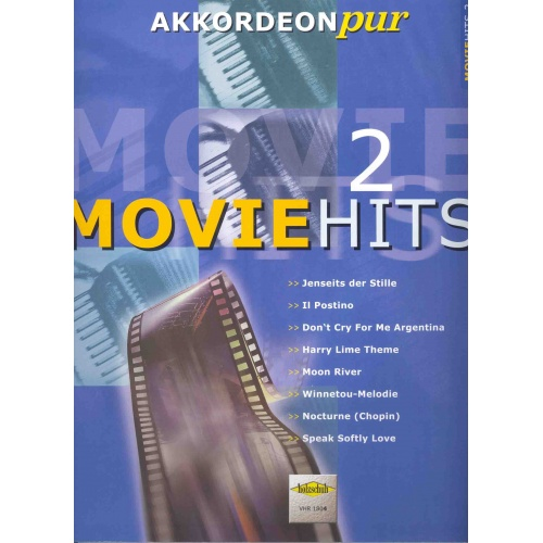 Akkordeon Pur Moviehits deel 2