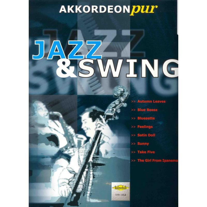 Akkordeon Pur Jazz & Swing deel 1