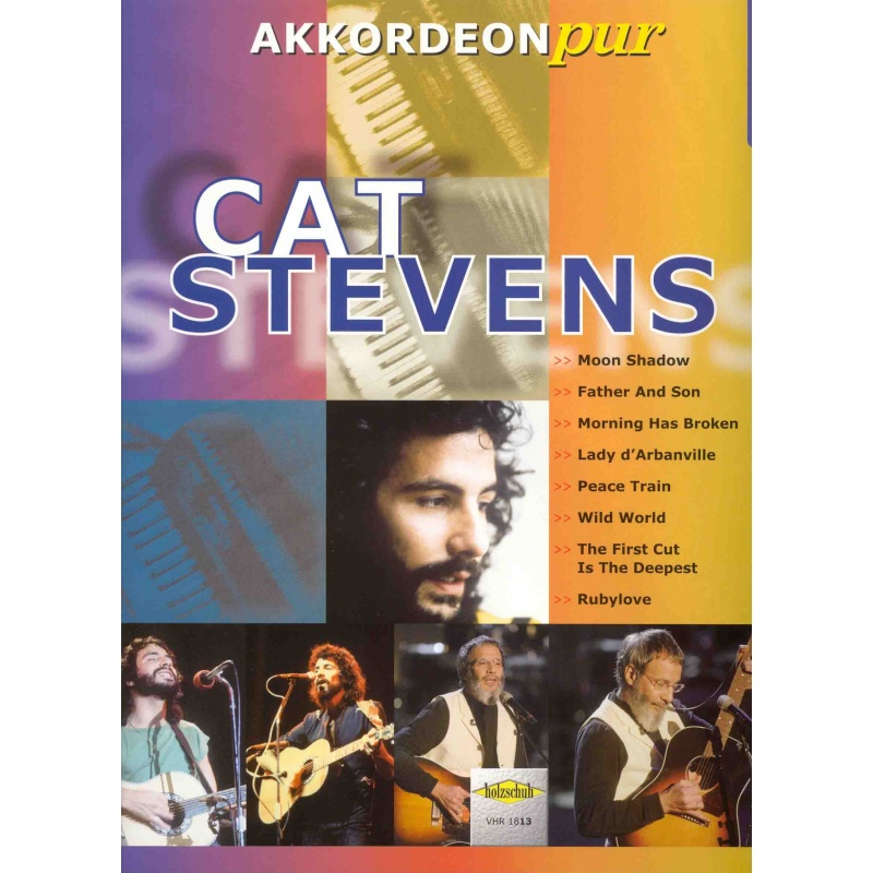 Akkordeon Pur Cat Stevens