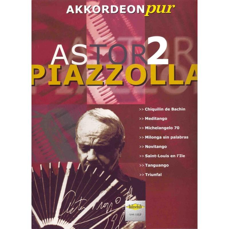 Akkordeon Pur Astor Piazzolla deel 2