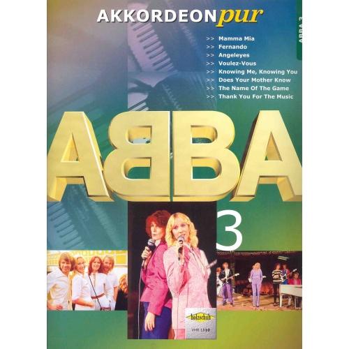 Akkordeon Pur Abba deel 3