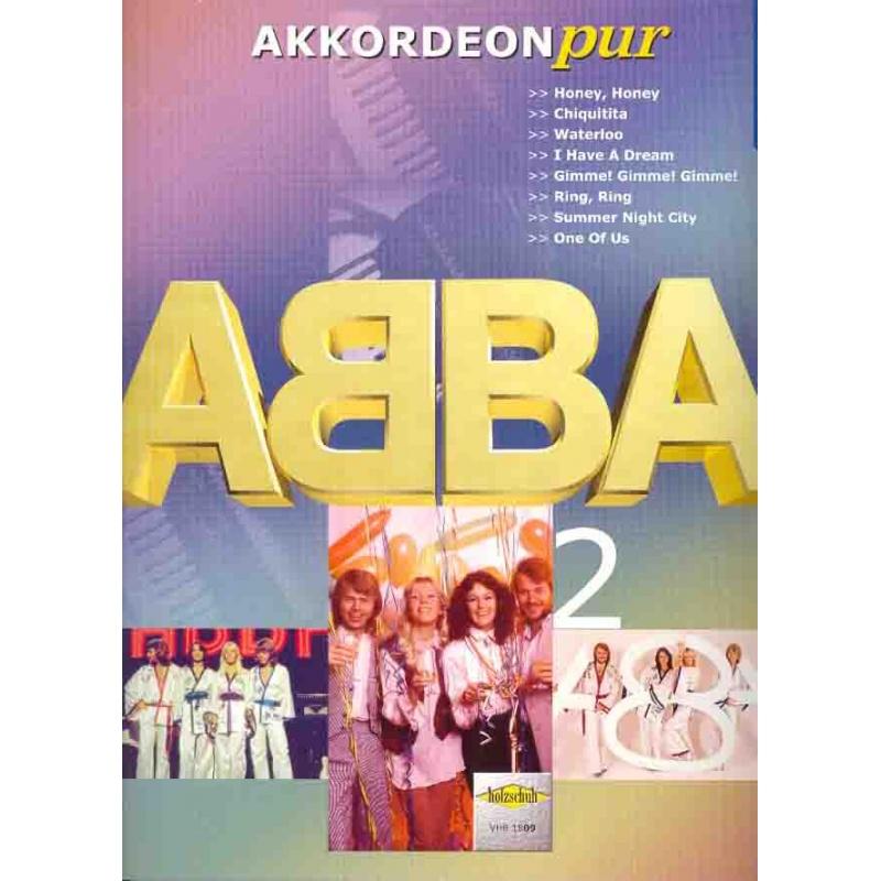 Akkordeon Pur Abba deel 2