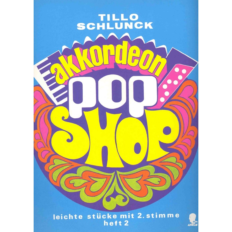 Akkordeon Pop Shop deel 2