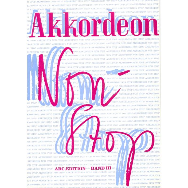 Akkordeon Non Stop deel 3