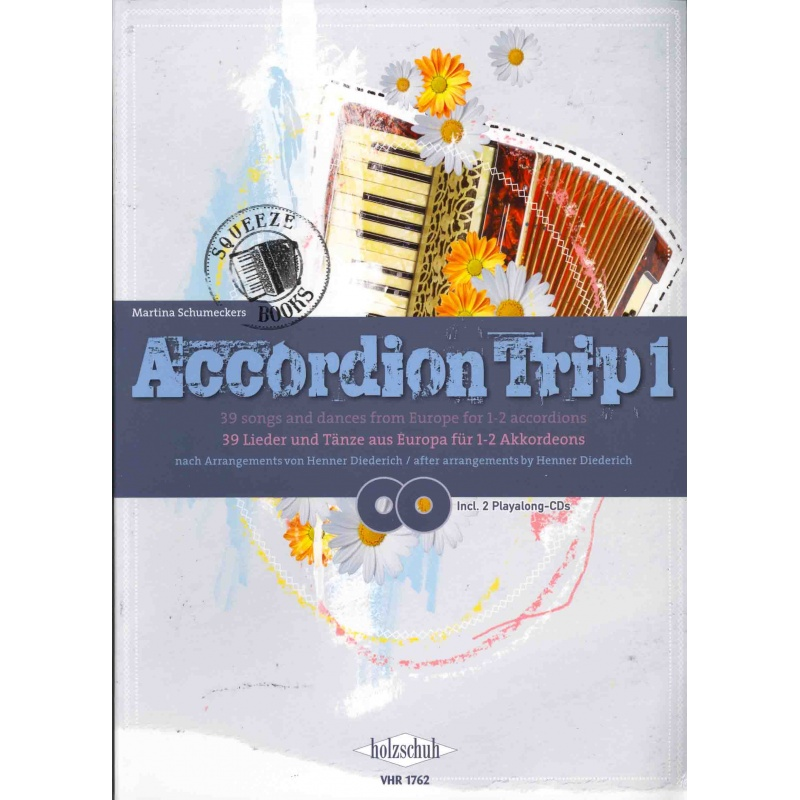 Accordion trip deel 1