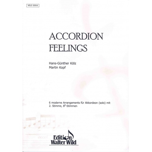 Accordion feelings
