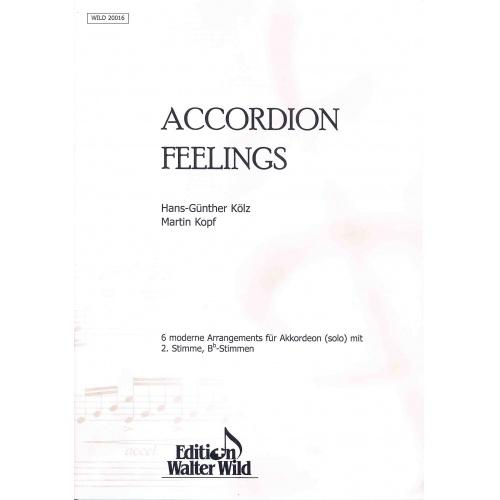 Accordion feelings
