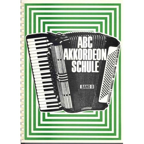 ABC Akkordeon Schule deel 2 (Breitfuss/Noordzij)