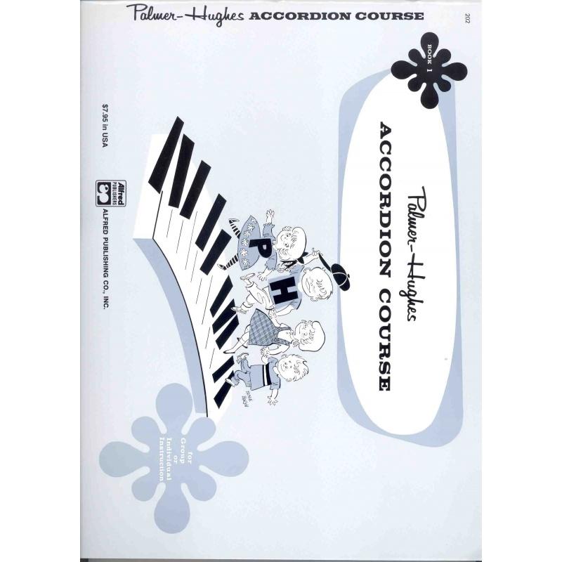 Accordion course book 1