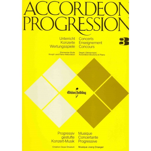 Accordeon Progression deel 3