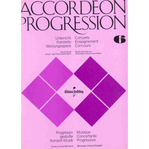 Accordeon Progression deel 6