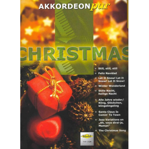 Akkordeon Pur Christmas