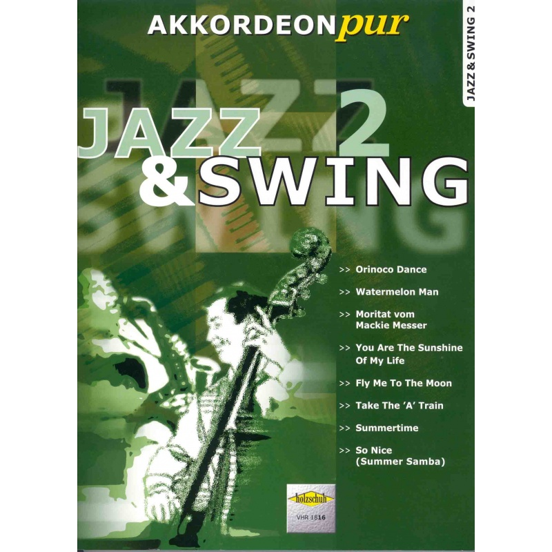 Akkordeon Pur Jazz & Swing deel 2