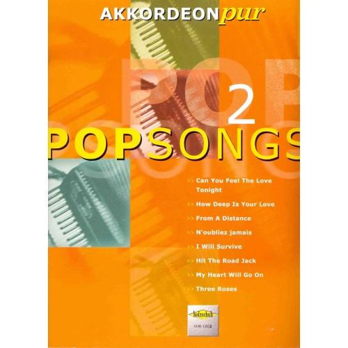 Akkordeon Pur Popsongs deel 2