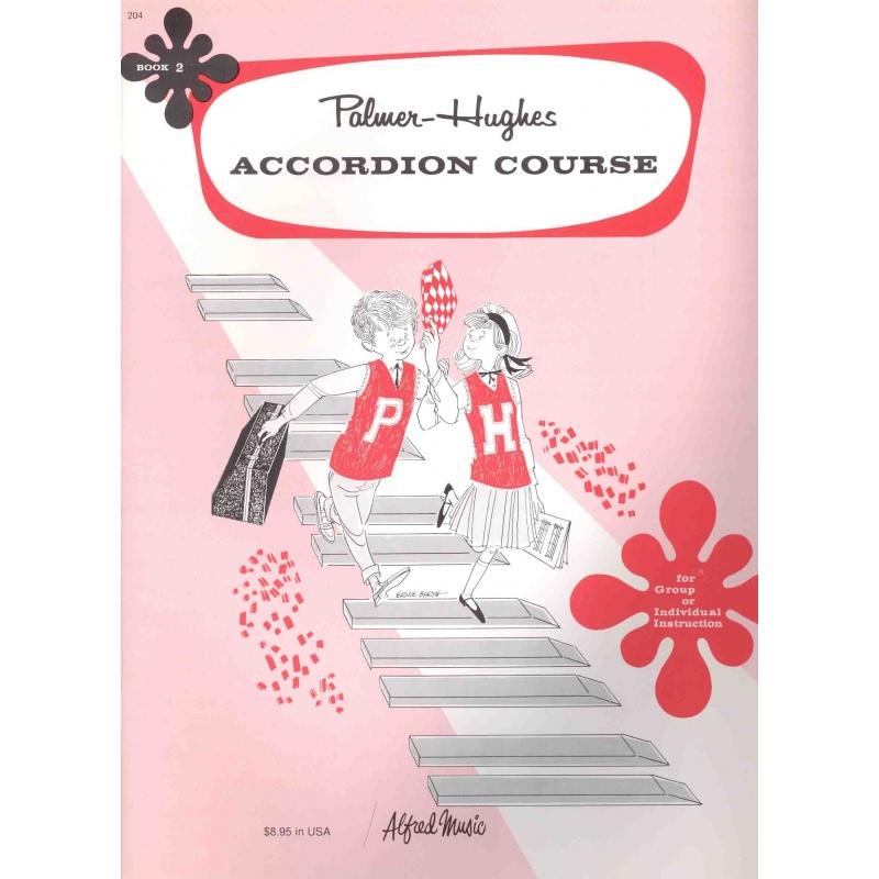 Accordion course book 2