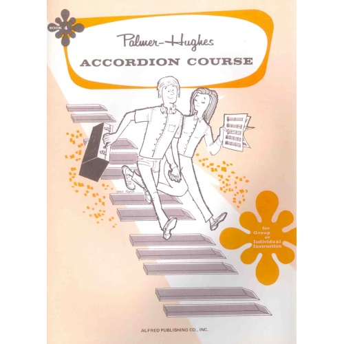 Accordion course book 4