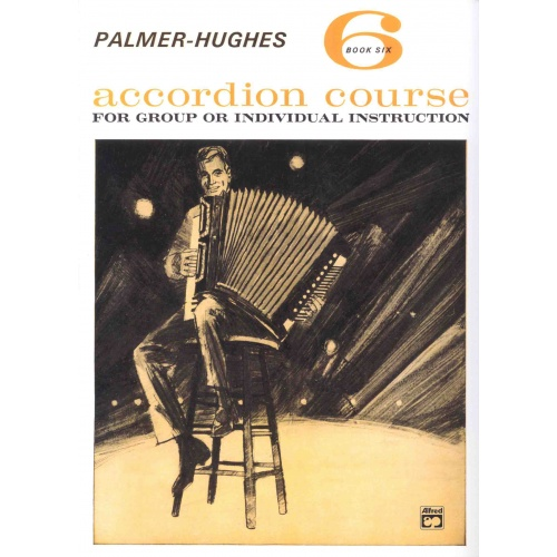 Accordion course book 6