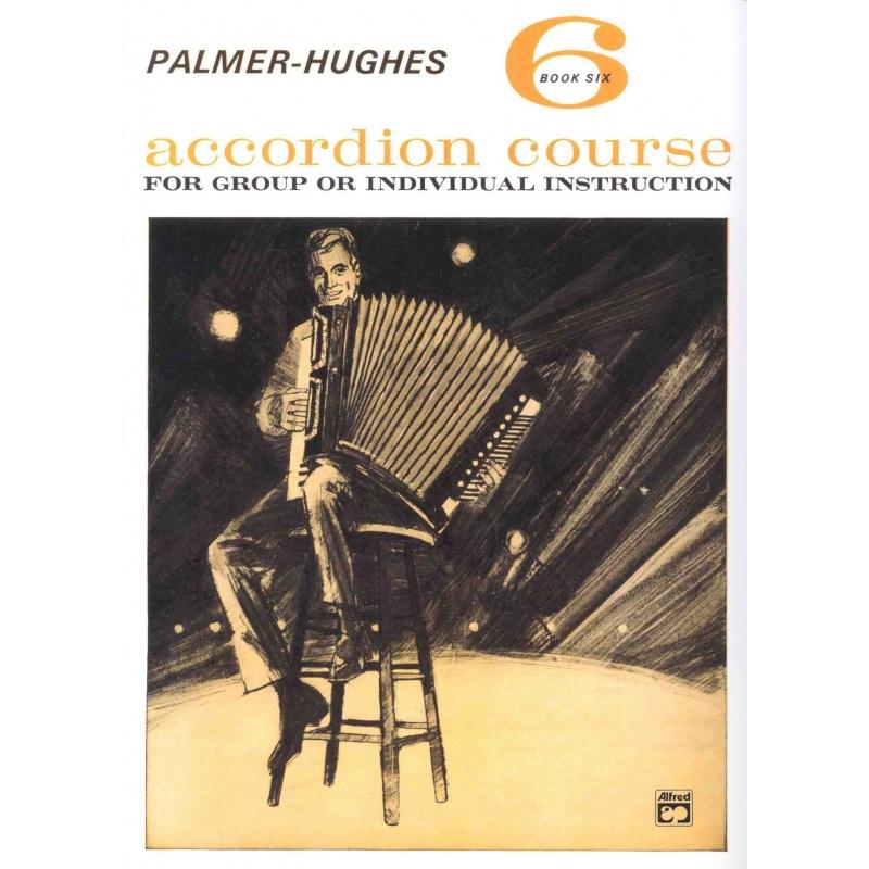 Accordion course book 6