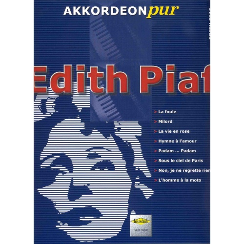 Akkordeon Pur Edith Piaf