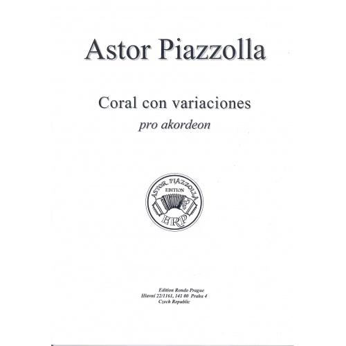 Coral con variationes (Piazzolla)