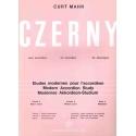 Czerny Etuden für Akkordeon deel 2 (Curt Mahr)