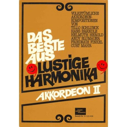 Das beste aus Lustige Harmonika 2e stem