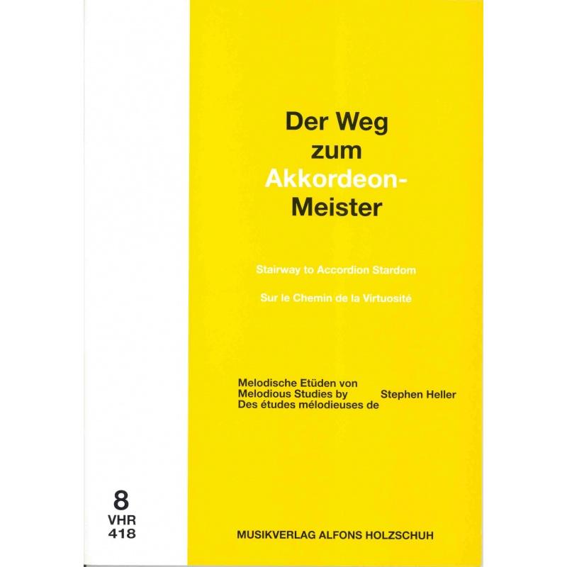 Der weg zum Meister deel 8