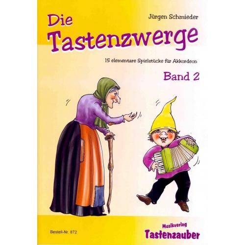 Die tastenzwerge deel 2