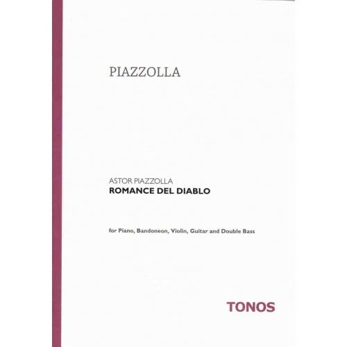 Romance del diablo (Quintet) Piazzolla