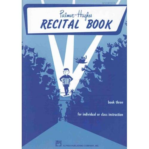 Recital Book deel 3 (Palmer-Hughes)