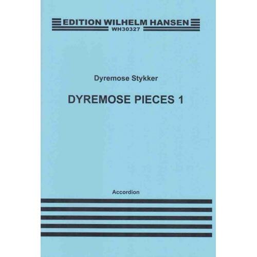 Dyremose pieces 1 (Dyremose Stykker)