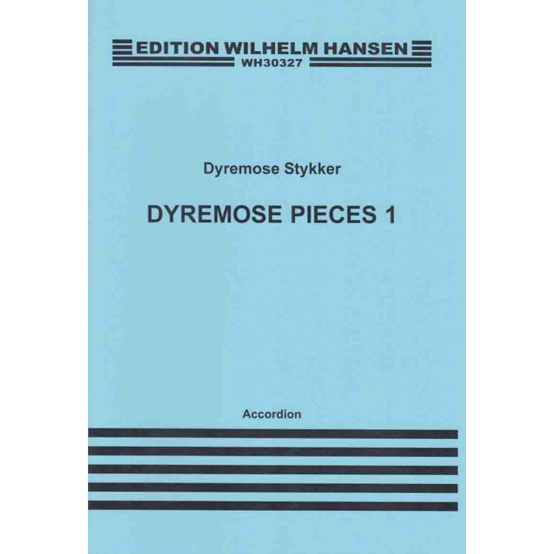 Dyremose pieces 1 (Dyremose Stykker)